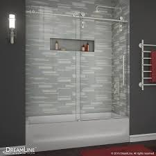 remodel bathroom with walk in shower and bathtub with door ideas dreamline enigma z