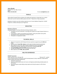Resume Recent Grad College Student Resume Templates Free Grad Template 6 Recent