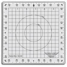 Asa Square Chart Plotter