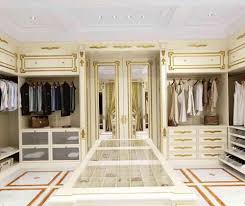 Luxury Walk In Closet Luxurious Walk In Closets Best The Best Walk In Closet Classic