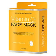 Vitamin c face mask on ebay - seriously, we have everything