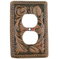 tooled leather cover
