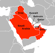 The measure, aimed at stopping the other popular destinations were india (54,000), qatar (38,000) and vietnam (36,000). Arab States Of The Persian Gulf Wikipedia