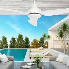 modern ceiling fan air movement