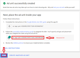 How to create Google Admob Account - ERUDITIONHUB