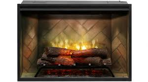 dimplex 36 inch built in revillusion electric firebox