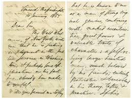 The Recommendation Letter Ralph Waldo Emerson Wrote For A Job