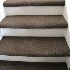 diy stair treads carpet