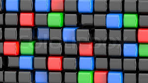 8k Background Abstract Colored Cubes Wallpaper 8k Stock Photo Colourbox