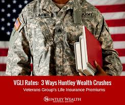 Vgli Rate Chart Vgli Rates Review For Veterans Group Life Insurance