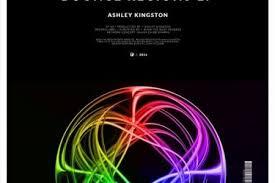 Ashley Kingston - Bounce Regions EP   T.H.E - Music Essentials