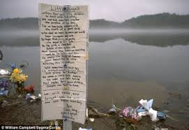 Image result for she had driven her Mazda into the John D. Long Lake in order to drown her children.