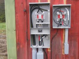 project photos, phase one sustainable us how to wire a meter base panel & an electrical panel at Meter Box Wiring