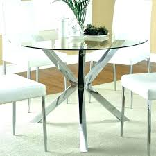table for attractive house round glass dining table throughout dining room tables ikea designs dining room