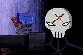 Teen titans episode masks