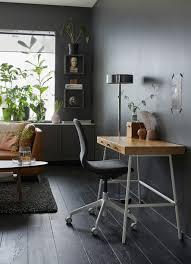 stylish office desk setup. Office:Furniture Ikea Linnmon Adils Desk Setup Minimalist Design Ideas Of Office 25 Amazing Images Stylish