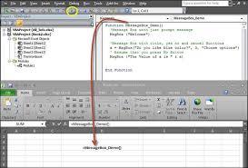 Vbscript Msgbox Chart Numbers Vba Message Box Tutorialspoint