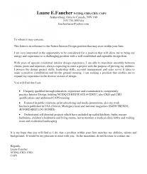 Senior Interior Designer Resume Onlineuilder Design Cover Letter