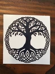 Tree Of Life Tree Of Life Temporary Tattoo Tribal Custom Tattoos