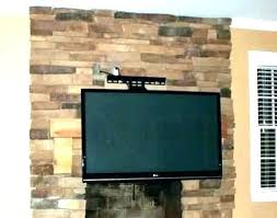 hang tv on brick wall mount on brick mounting on brick fireplace hang on brick wall