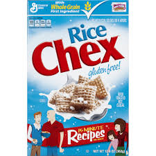 per 1 box nutrition facts serving size27 g 1 cup 27 g 1 cup serving per connerabout 13about 13 amount per servingrice chexwith 1 2 cup skim milk