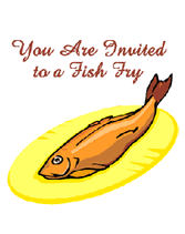 Fish Fry Party Free Printable Party Invitations Templates