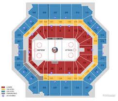 Barclays Center Seating Chart Nets Islanders Tickpick