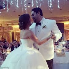 dina manzo wedding dress. dancing: the daughter of real housewives new jersey\u0027s caroline manzo headed for a reception dina wedding dress