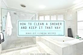 how to clean fiberglass tub best and shower cleaner a keep it that way bonus with vinegar