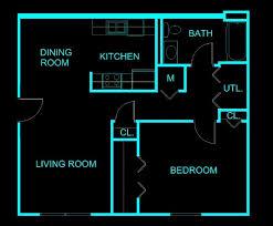 1br 1ba rocky top apartments