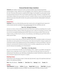 writing a narrative essay in mla format essay topics cover letter example of an narrative essay