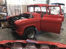 1955 Chevy Stepside - Apache Automotive