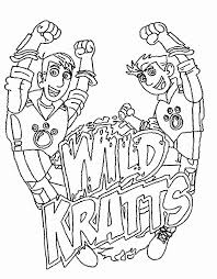 Nicktoons Coloring Pages Nickelodeon Characters Coloring Pages