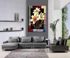 Serene Canvas Wall Art Pieces Canvas Painting Flowers Homedecoration Wall  Art Hd Paint On Canvas Prints