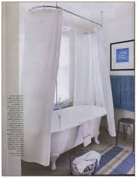 clawfoot tub shower curtain you can look shower curtain for freestanding bathtub you can look oval