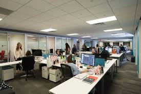 open concept office space. Our Open Concept Office Space Is Perfect For Cross Department Collaboration - Versa Creative