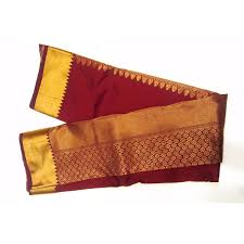 art silk saree send gift to kerala