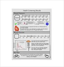 Blood Pressure Diagram 9 Blood Pressure Chart Templates Free Sample Example Format