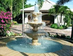 decorative wall fountain spouts home depot garden fountains water with founta