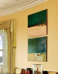 oval office paintings. A Still Life Of Two Lemons, Lime And Peach Along With One Oval Office Paintings E