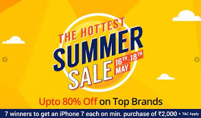 Paytm <b>Hot</b> Summer <b>Sale</b> offers up to <b>80</b>% discounts on top brands ...