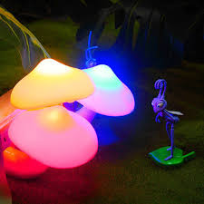 Electric Night Light Lamp Nightlight Lamp Us Plug For Creative Novelty Led Electric