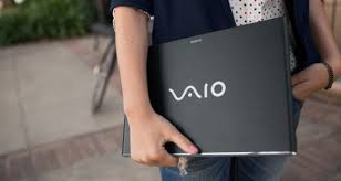 sony vaio laptop. sony reforms its pc business vaio laptop v