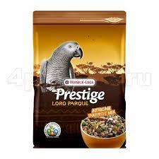 <b>Versele</b>-<b>Laga Prestige</b> African Parrot ПРЕМИУМ 1 кг <b>корм</b> для к...