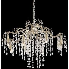 Best choose for decorated your house! Possini Euro Branches 31 Wide Silver Champagne Chandelier V8455 Lamps Plus