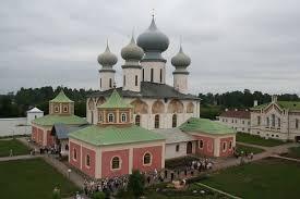 Тихвинский Богородичный Успенский монастырь Википедия