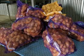 Упаковка для картофеля и овощей