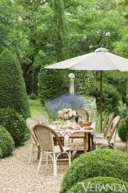 Backyard Landscape Designs Fascinating 48 French Gardens Best FrenchStyle Garden Designs