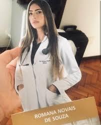 Romana Novais Faz Medicina Em Qual Faculdade
