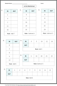 Free Grade Patterns Worksheet Math Shape Worksheets Geometric ...